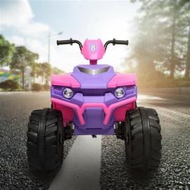 12V Kids ATV Ride On Car Toys Suspension 4 Wheels , 2 Speeds