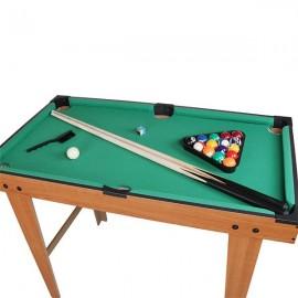 Mini Snooker Table Set Top Pool Game Billiard Ball Kid Children Toys